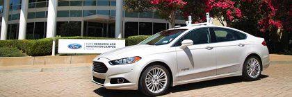 180816 Ford Autonomous