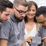 Porsche helps refugees gain qualifications
