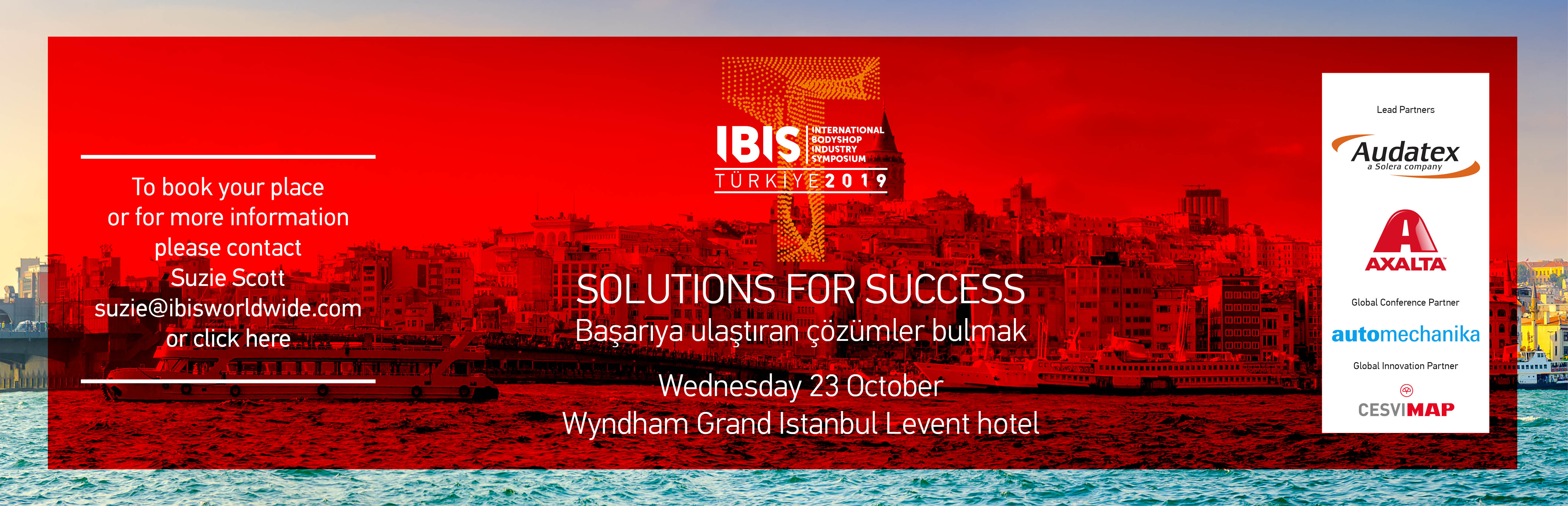 International Bodyshop Industry Symposium, global collision repair